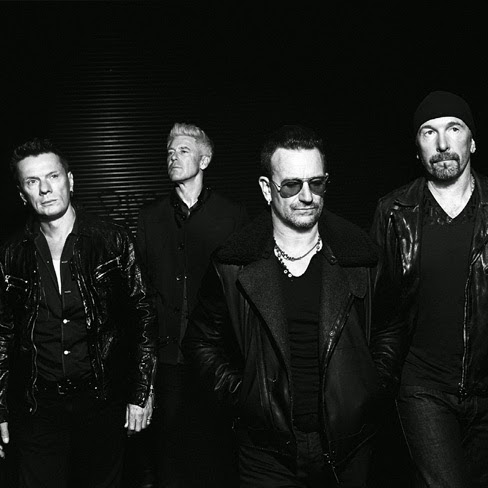 Courtesy of U2.com