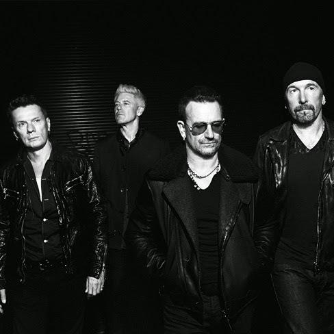 Courtesy of U2.com